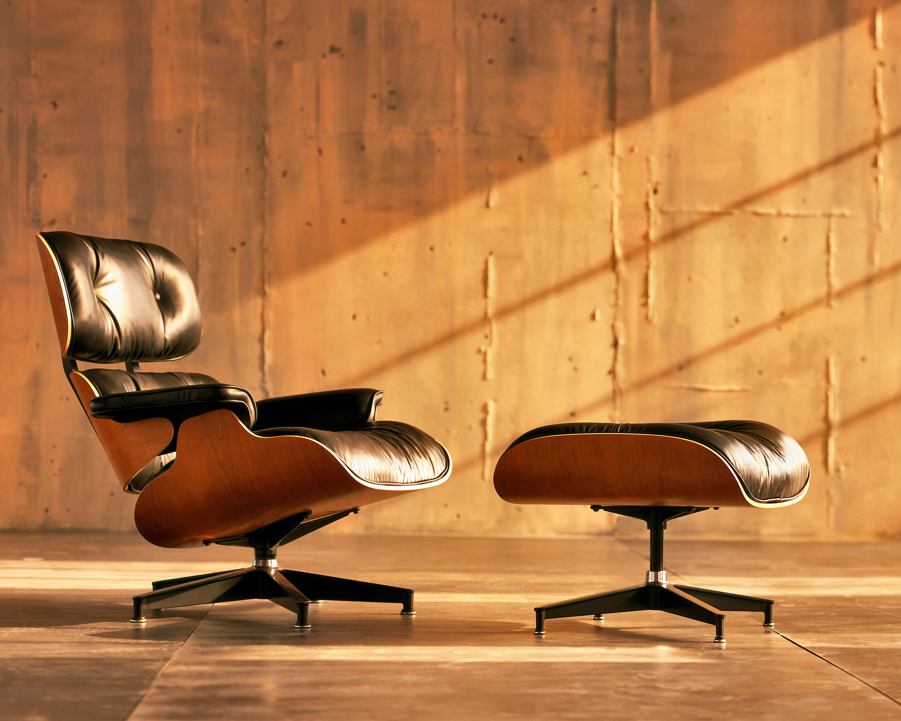 Replica of eames lounge chair and ottoman find and buy for Eames lounge sessel nachbau